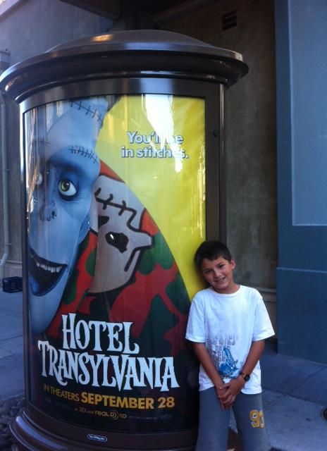 Hotel Transylvania (2/2)